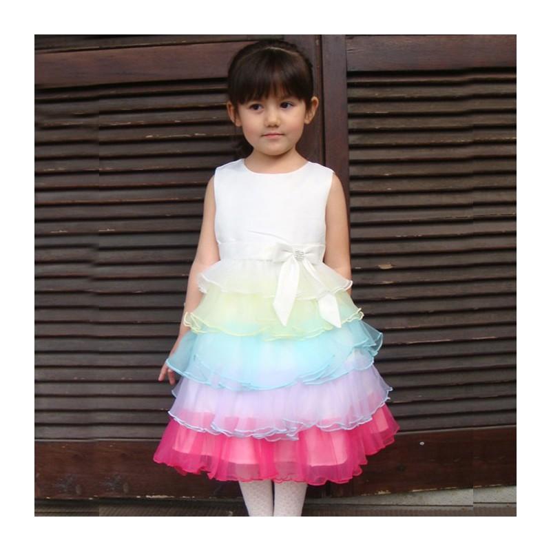 Vestiti Eleganti Bimba 7 Anni.Vestito Da Principessa Per Bambine Partylook