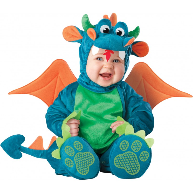 Incharacter Costume de Carnaval Enfant Drague 0-4 ans