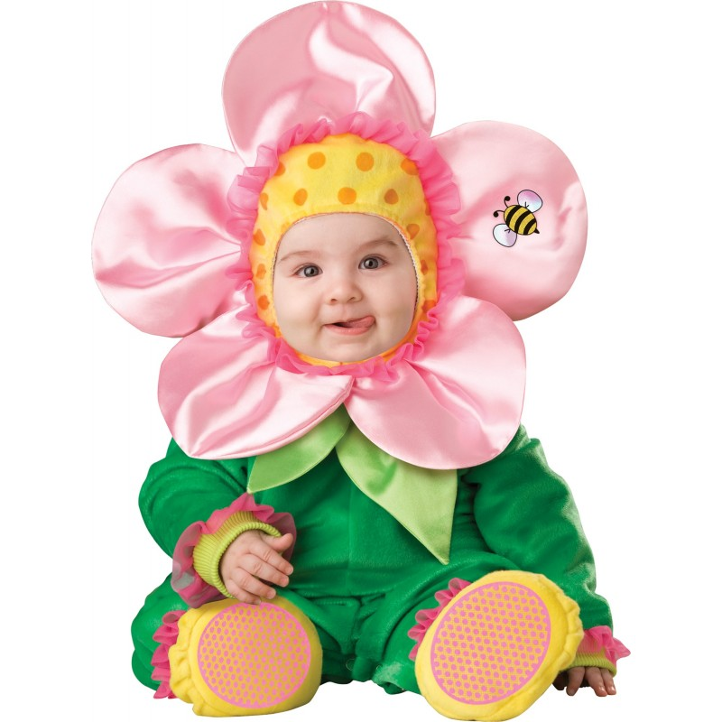 Incharacter Costume de Carnaval Enfant Baby Blossom 0-24 mois