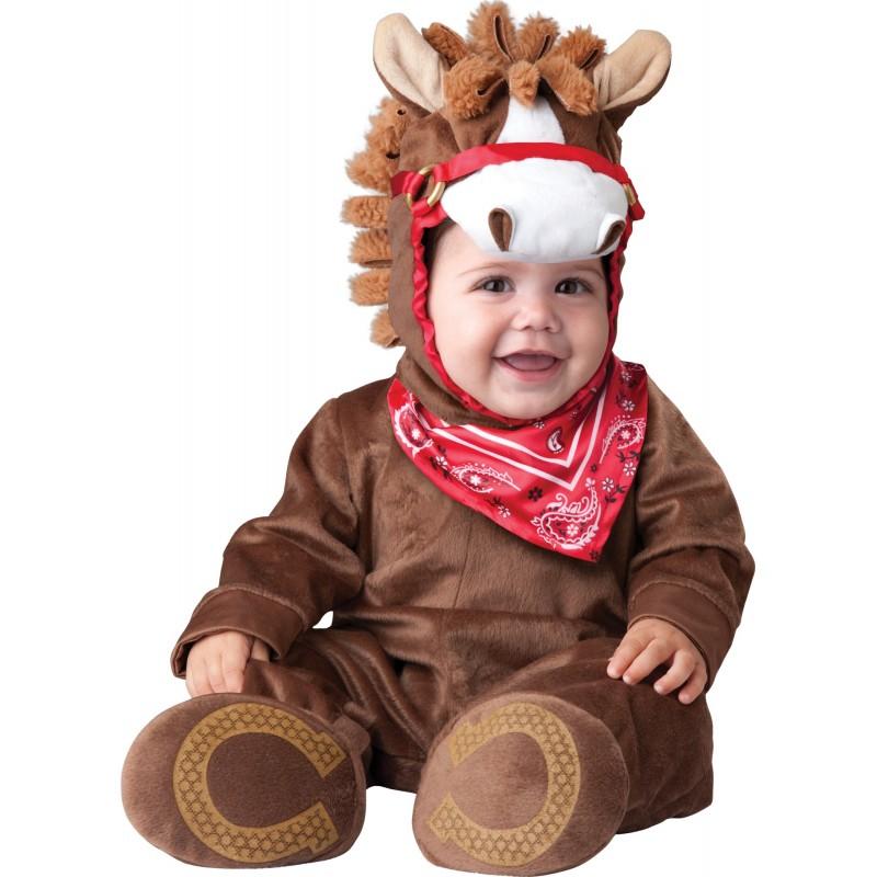 Incharacter Costume de Carnaval Poney 0-24 mois