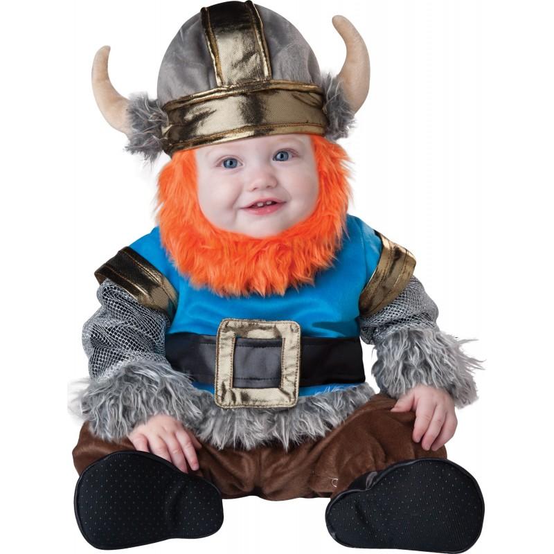 Incharacter Costume de Carnaval Enfant de Viking 0-24 mois