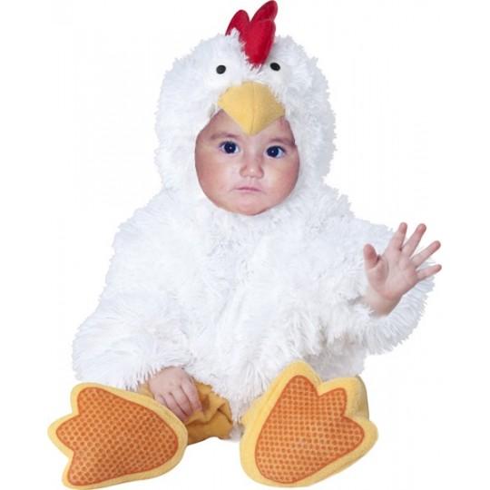 Costume Carnevale Pulcino per Bambino fino a 3 anni