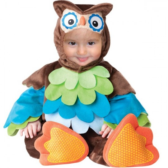 Carnival Baby Costume Owl up to 3 years