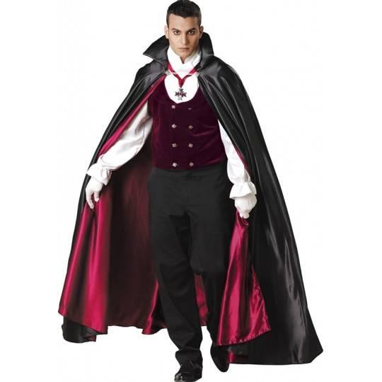Incharacter Costume de Carnaval et Halloween Vampire gothique à partir de 14 ans