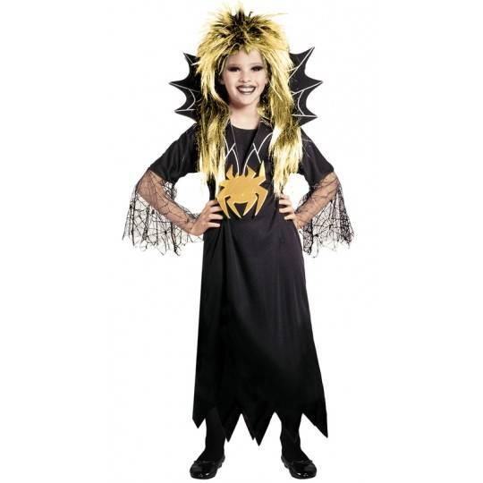 Costume Spiderella 5-13 anni