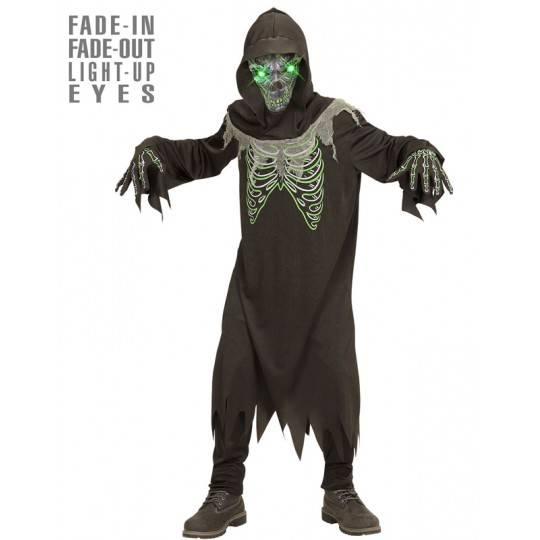 Reaper (Morte ruba anime) con occhi luminosi 5-16 anni
