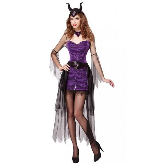 Costume donna Malefica