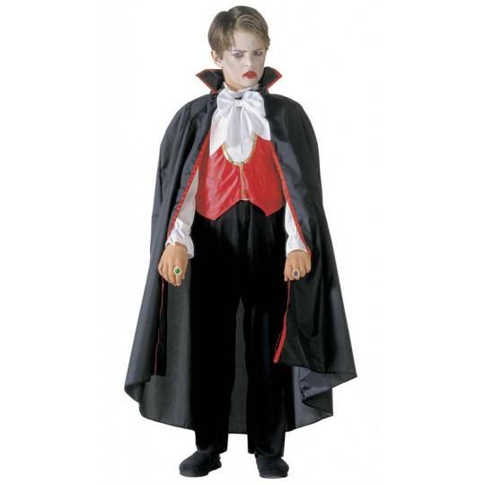 Vampire costume 8-13 years