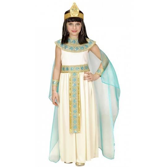 Costume de Cléopâtre 11-13 ans