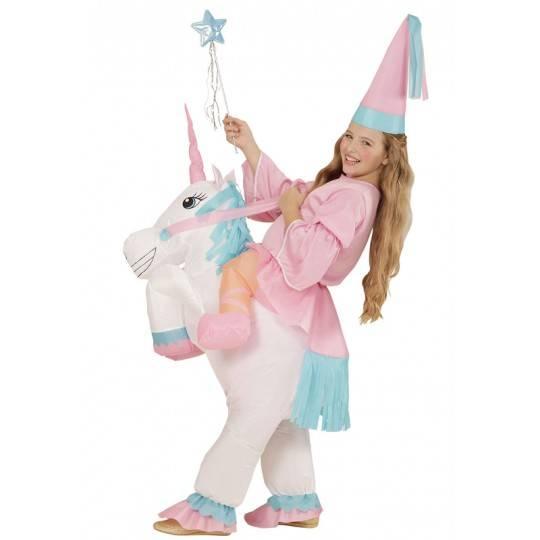 Costume gonfiabile unicorno