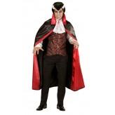 Blooded vampire costume for men