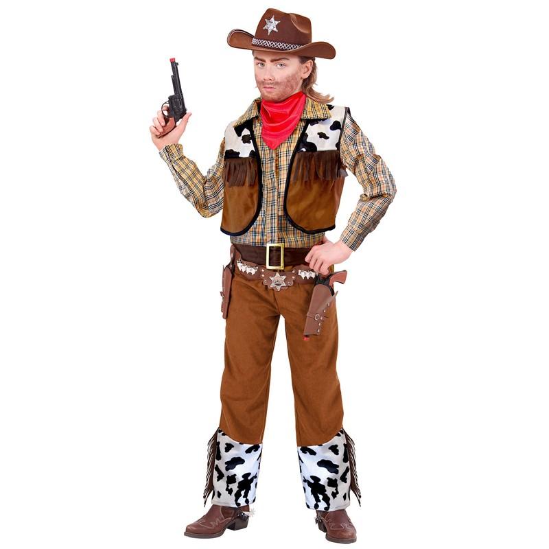 Cowboy costume 5-13 years