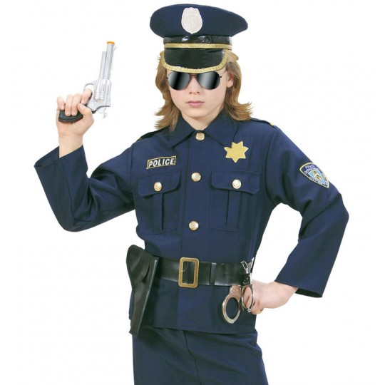 Policeman costume 4-13 years