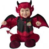 Incharacter Carnival Baby Costume Little Devil 0-24 months