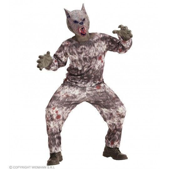 Werewolf Costume 5-13 years