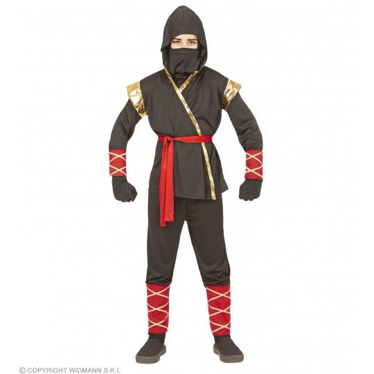 Costume de Ninja 11-13 ans
