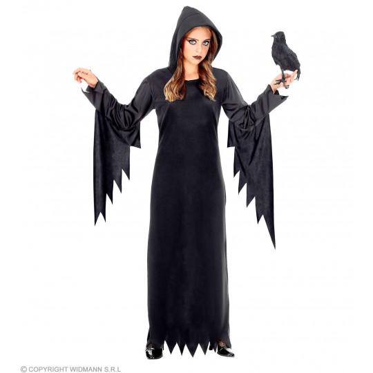 Costume de Reine Gothique 11-16 ans