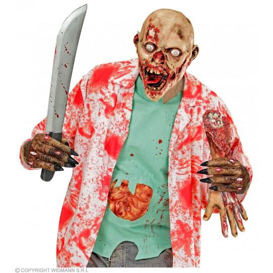 Guanti zombie bambino