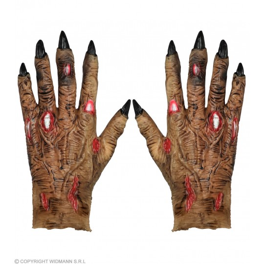 Child Zombie Gloves