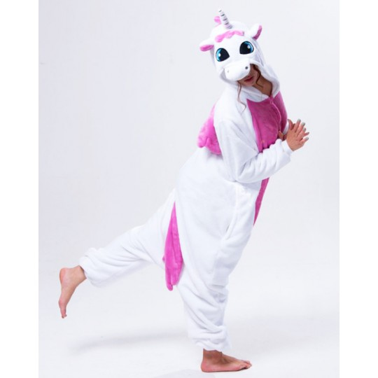 Costume Pigiama Unicorno Cosplay Adulto