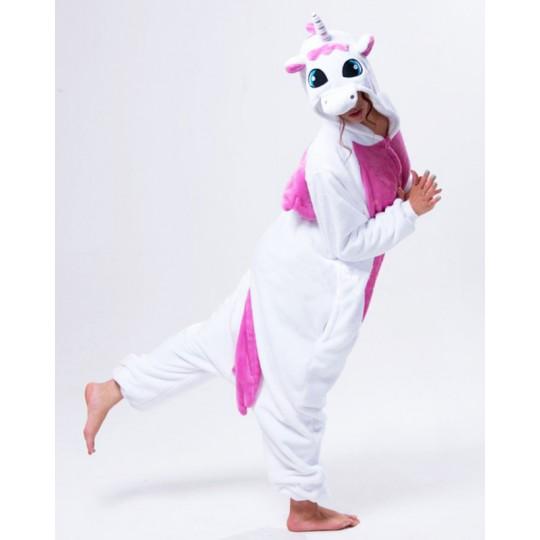 Costume Pigiama Unicorno Cosplay Adulto