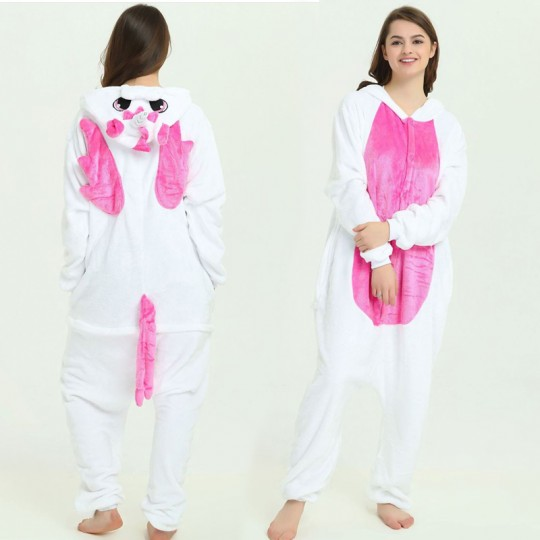 Costume pyjama Cosplay d'unicorne pour adultes