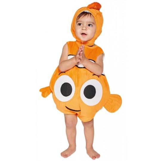 Costume molletonné de Nemo 3-18 mois
