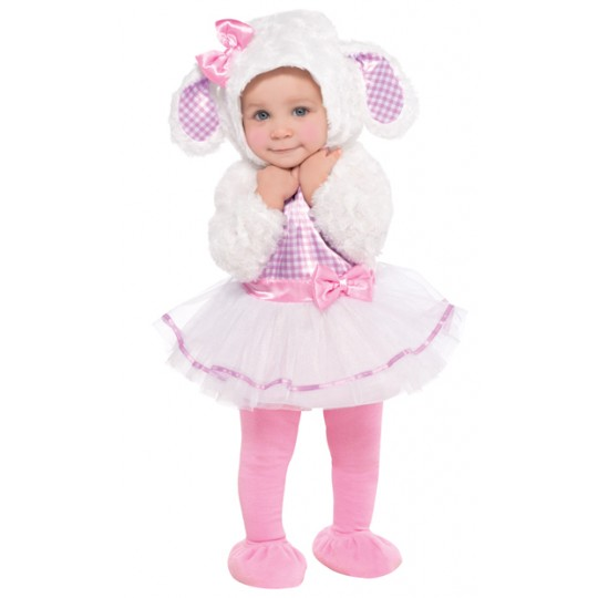 Baby Costume Little Lamb 6-18 months