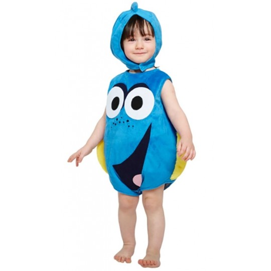Dory plush costume 3-24 months