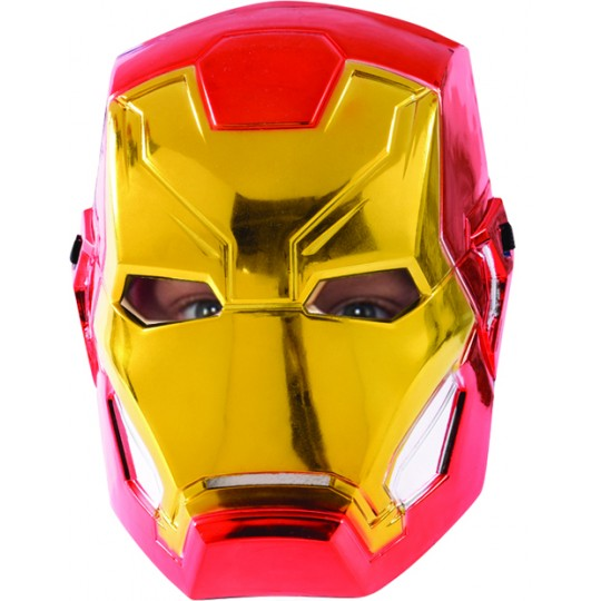 Masque de Iron Man