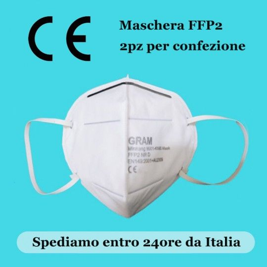 FFP2 Masks Available Immediately package of 2 pieces