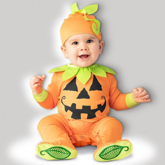 Incharacter Carnival Baby Costume Itsy Bitsy Spider 0-24 months