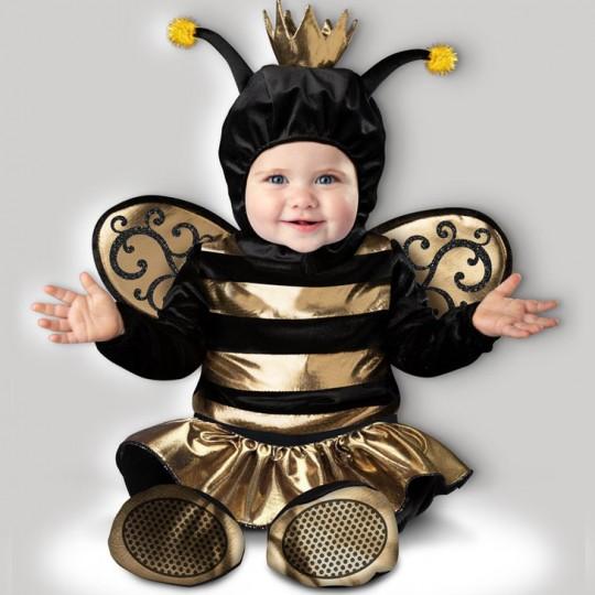 "Costume de Halloween et Carnaval ""Reine des Abeilles"" Incharacter 0-24 mois"