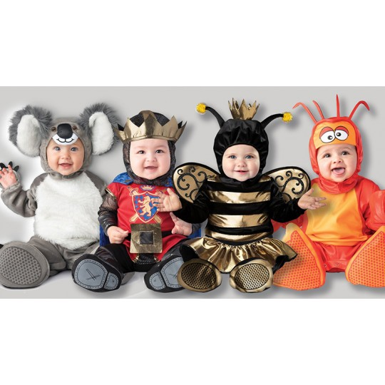 Costume CarnevaleKoala Kutie Bambino Incharacter 0-2 anni