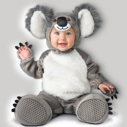 Incharacter Carnival Baby Costume Koala Kutie 0-2 years