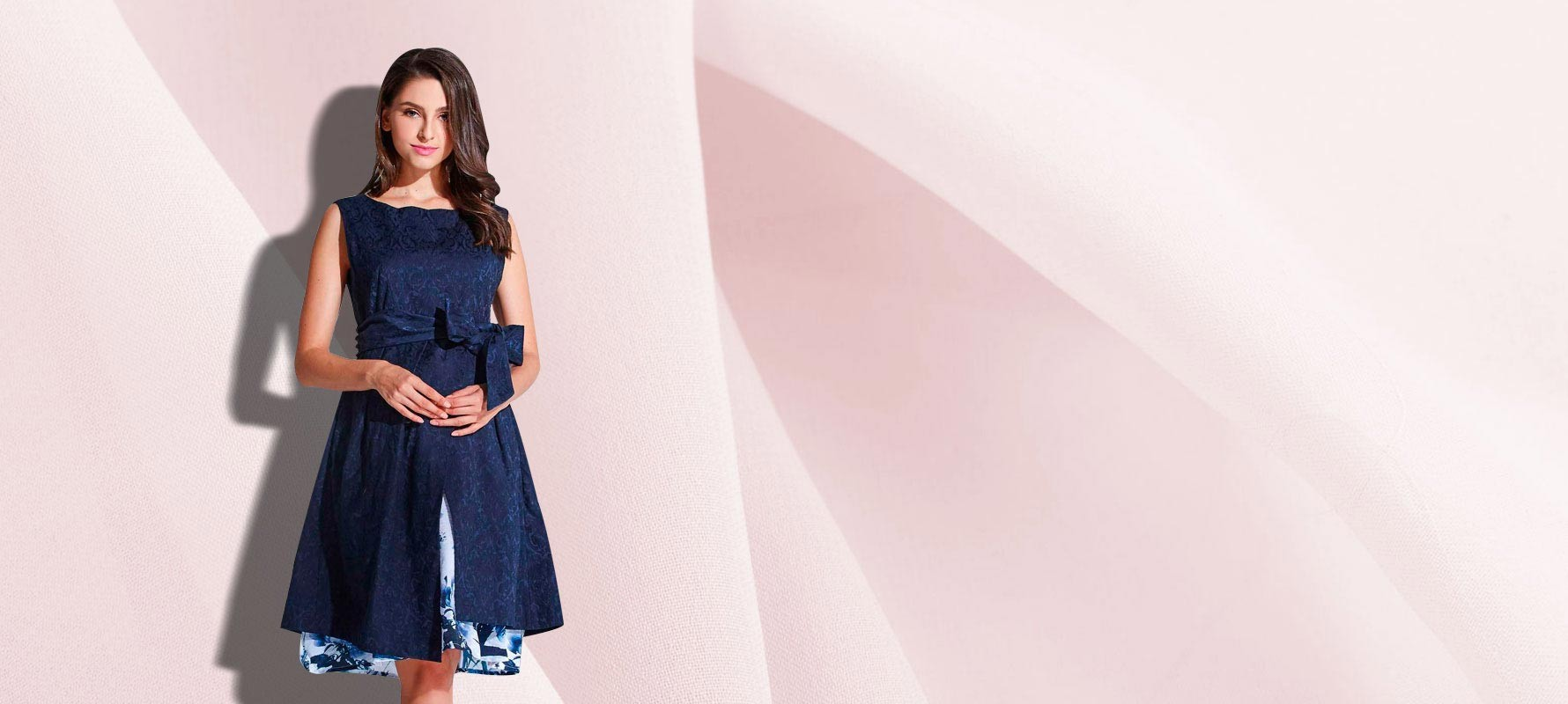 Discover the selection maternity and nursing formal dresses