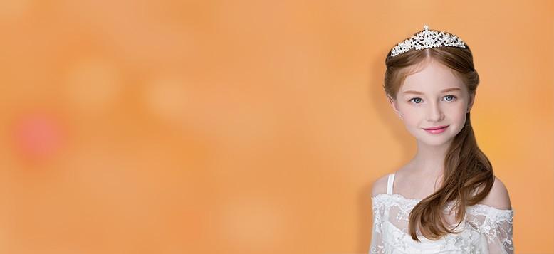 Accessoires de cérémonie pour petites filles